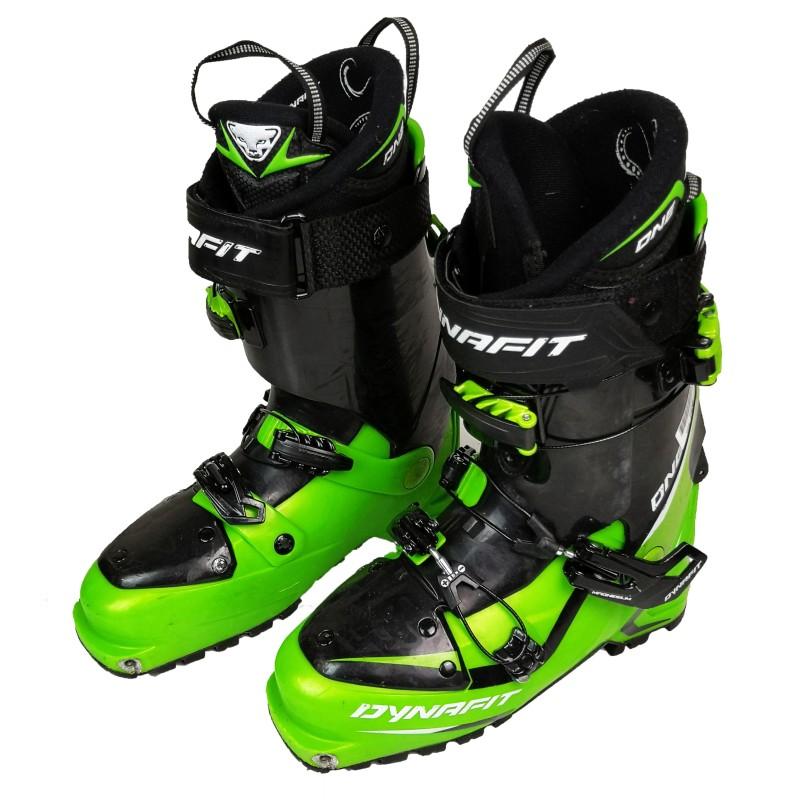 Chaussures de Ski de Randonnée Dynafit One U Vert