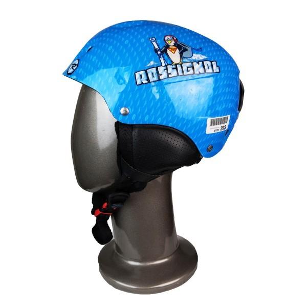 Helmet Ski Occasion Rossignol Comp J Pinguin Blue
