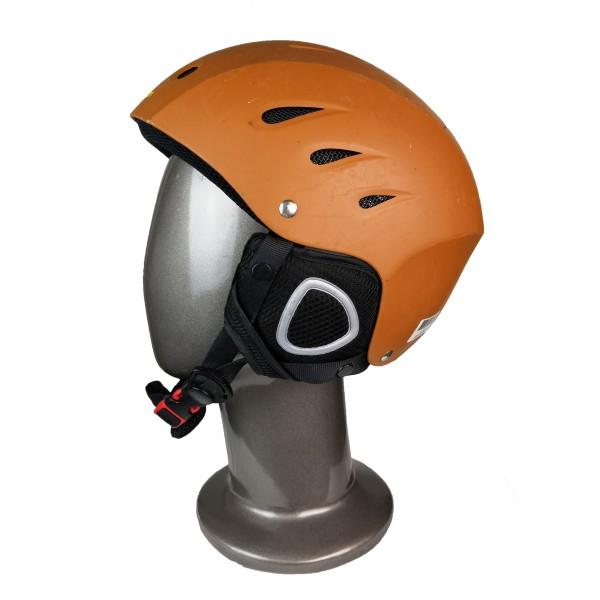 Ski helmet used Ski Republic Brown