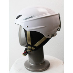 Casque de Ski d'Occasion Head Blanc