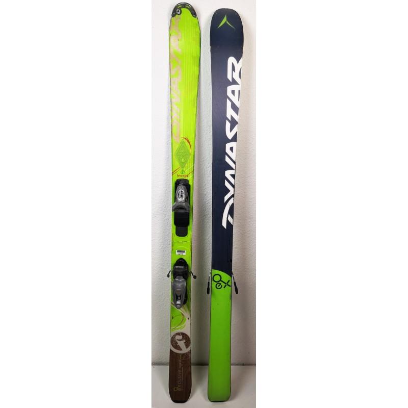 Pack Ski Dynastar Exclusive Legend Powder Vert + Fixations Look