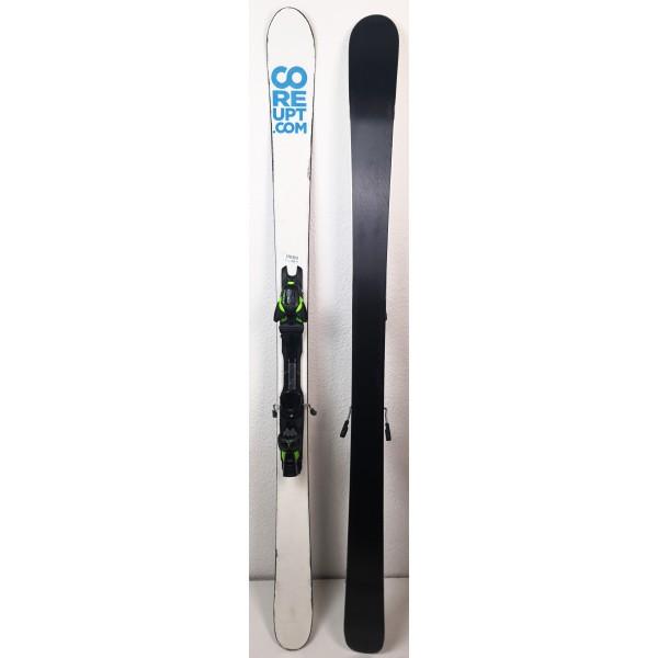 Pack Ski Coreupt Candide Cantiere Bianco + Fissazioni Atomica-stato-3