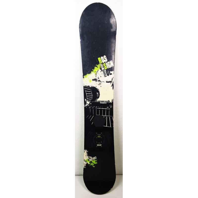 Snowboard Rossignol District Noir