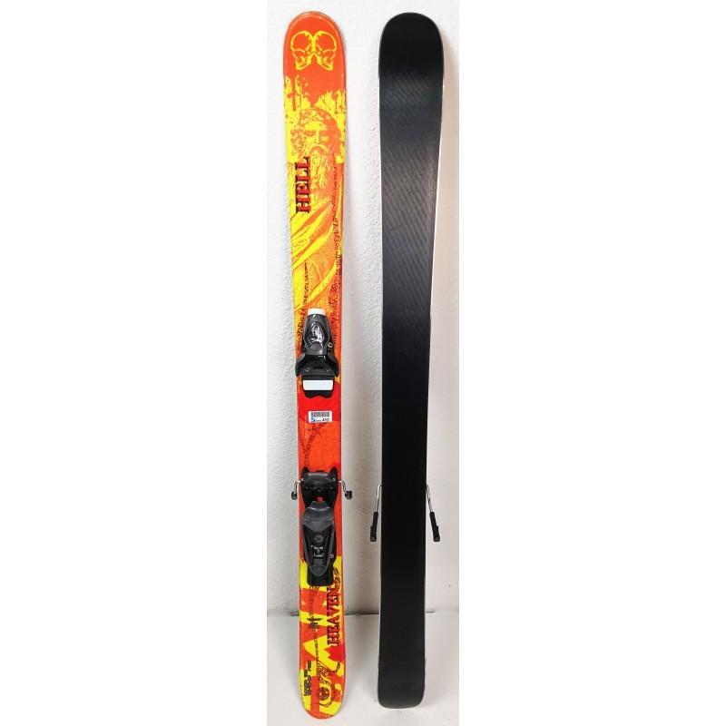 Pack Ski Cielo e Inferno + attacchi Rossignol