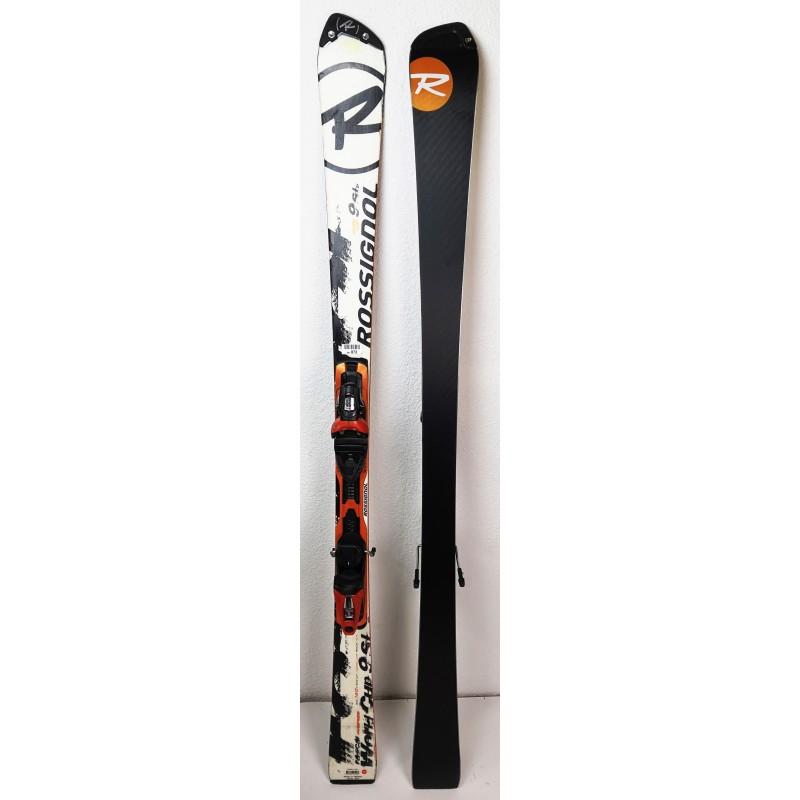 Pack Ski Rossignol Radical WC 9 SL Slant Nose + Rossignol Bindings