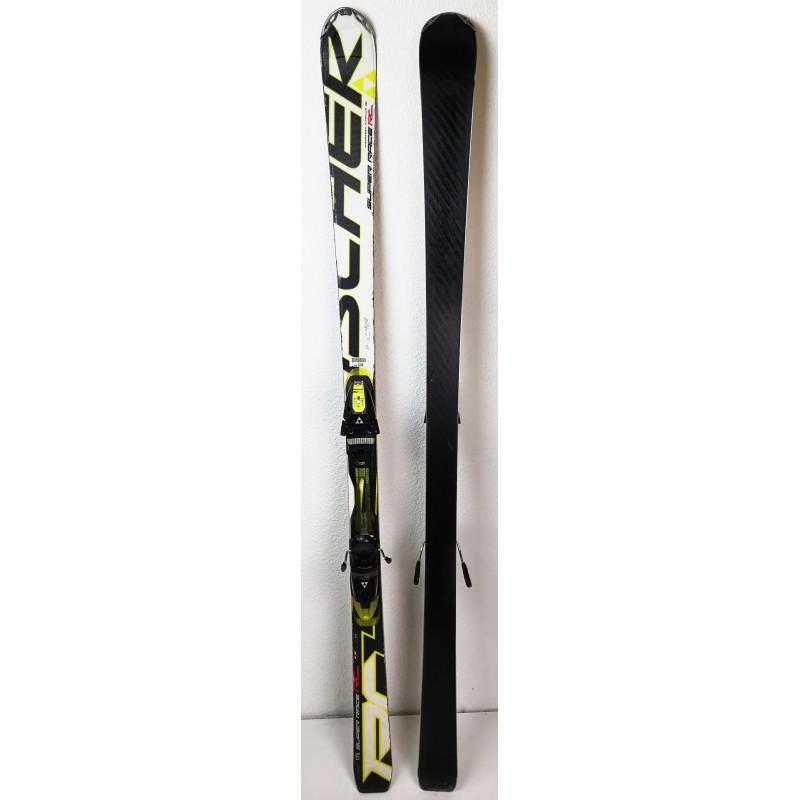 5fcdb6a81089ab Pack Ski Fischer RC4 Super Race + Bindings Fischer - SkiOccas