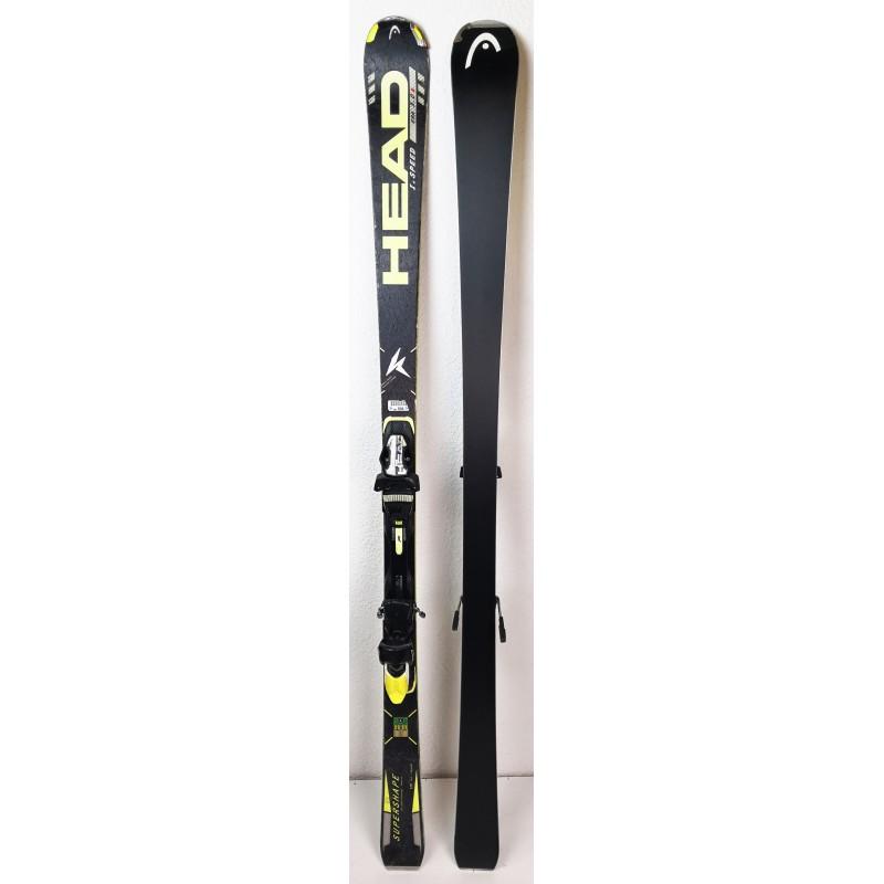 Pack Ski Head Supershape I. Speed + Fixations Tyrolia
