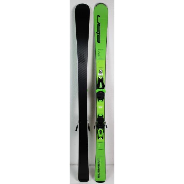 Pack Ski Elan Element LS SMU Green