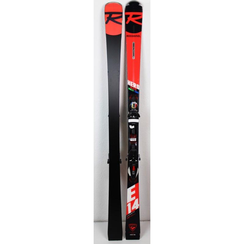 Pack Ski Rossignol Hero Elite Multi Turn + Fixations Look