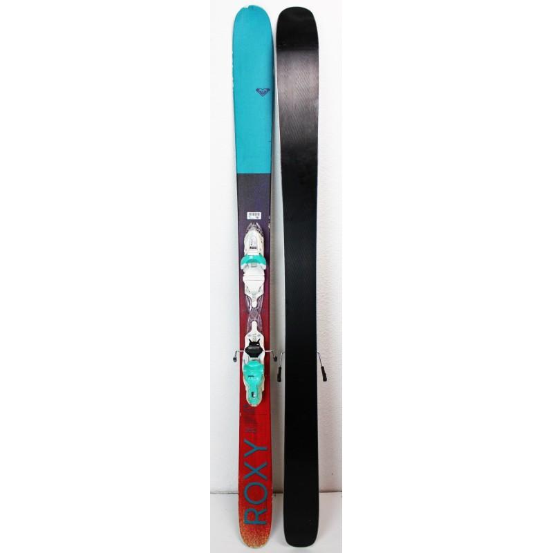 Pack Ski Roxy Shima 90 + Fixations