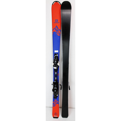 Pack Ski Salomon Quest Max Jr + E C5