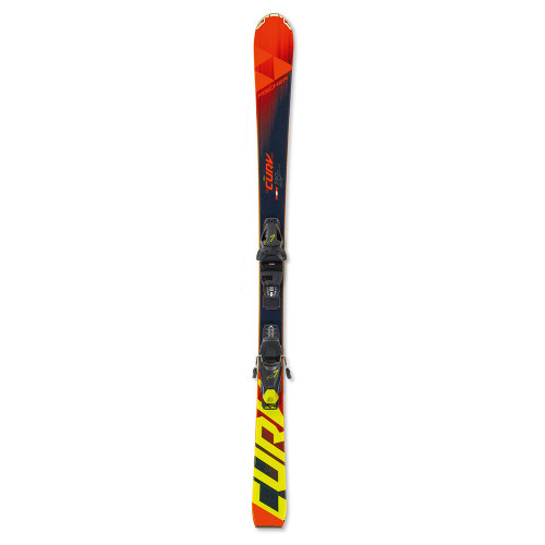 Pack Ski Junior Rc4 The Curv Pro +Fixations FJ7