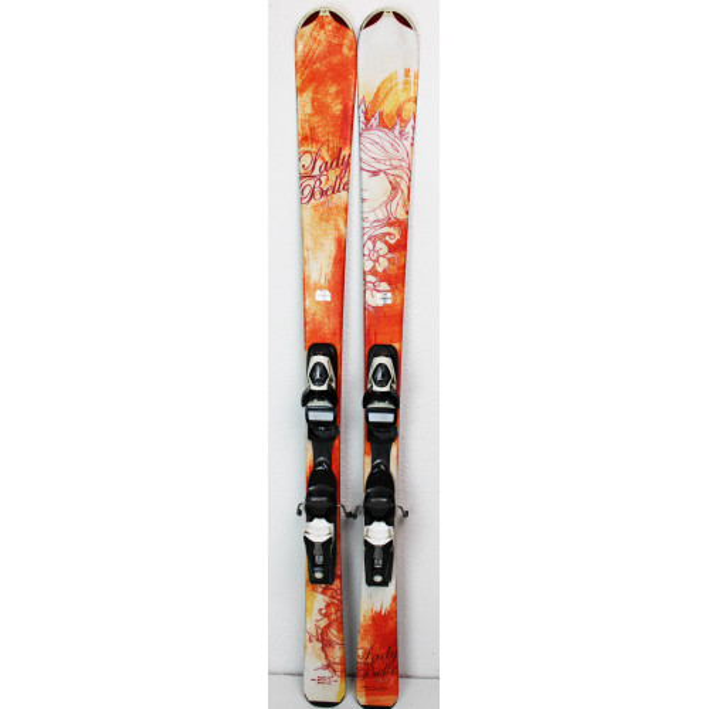Pack Ski Wed'ze Ladybelle + Fixations Tyrolia LRX 9.0 Orange