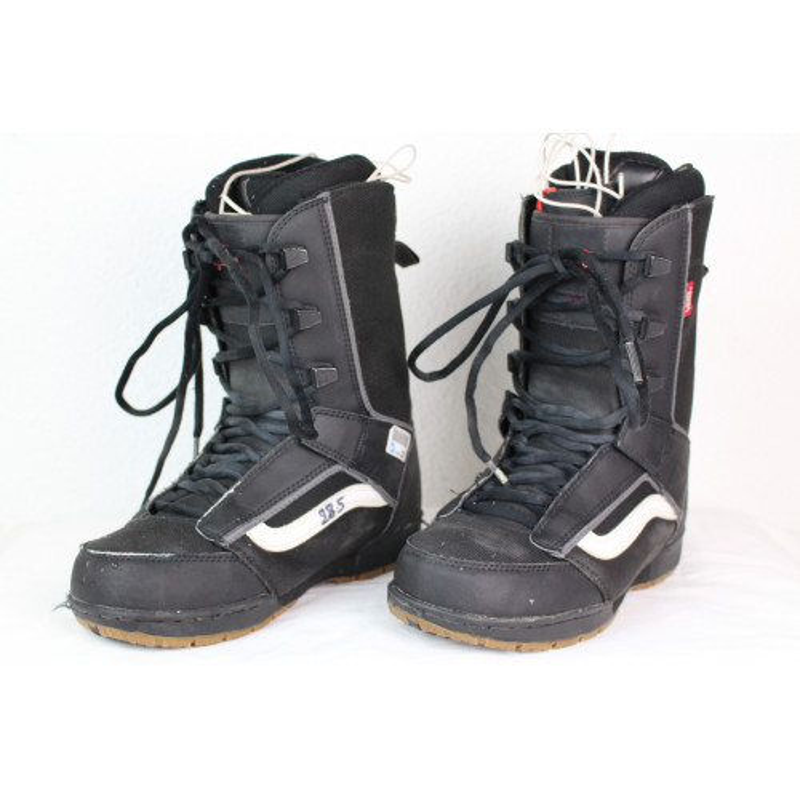 Boots de Snowboard Vans Mantra Noir