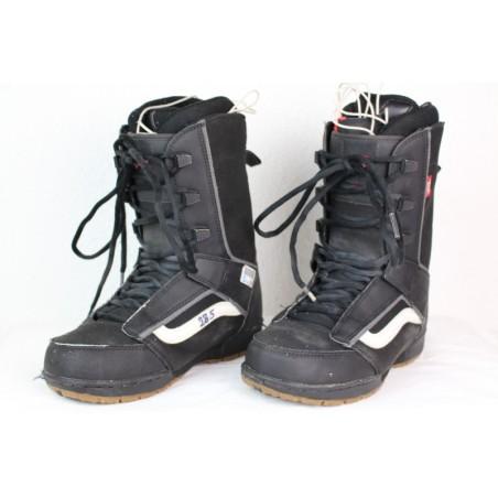 Snowboard Boots Vans Mantra Black