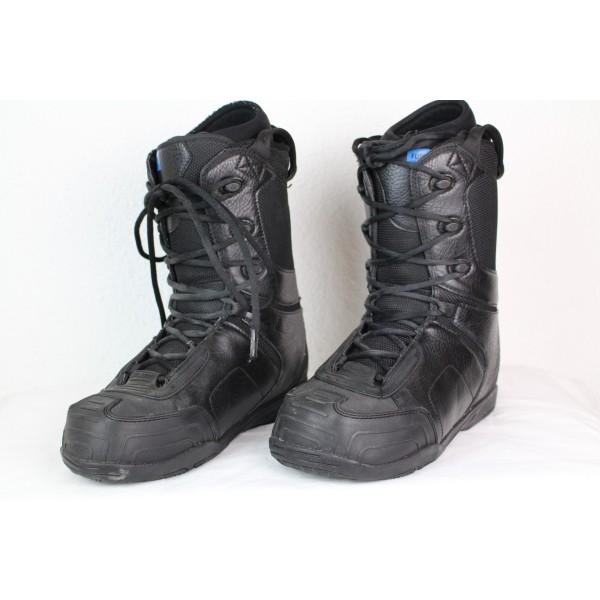 Boots de Snowboard Flow Ansr Rental Noir