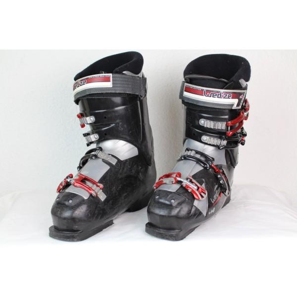 Chaussures de Ski Wed'ze Alu 10 Noir