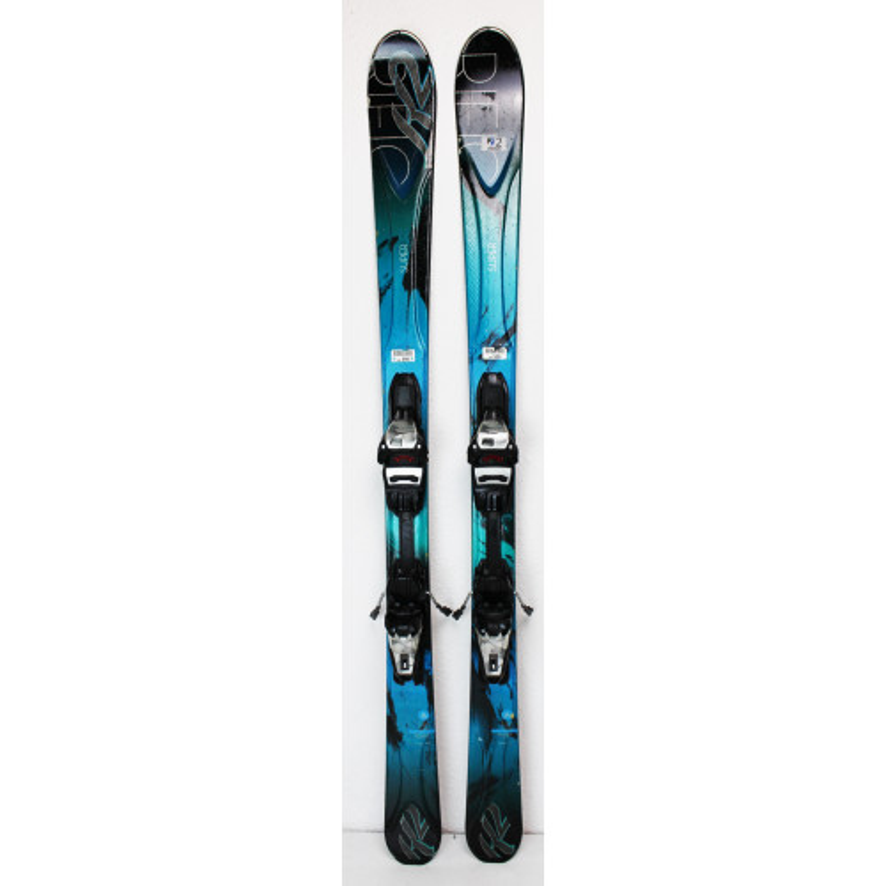 Pack Ski K2 Superific Blue + Bindings Marker M3 10.0