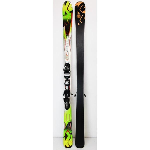 Pack Ski K2 Rictor Vert