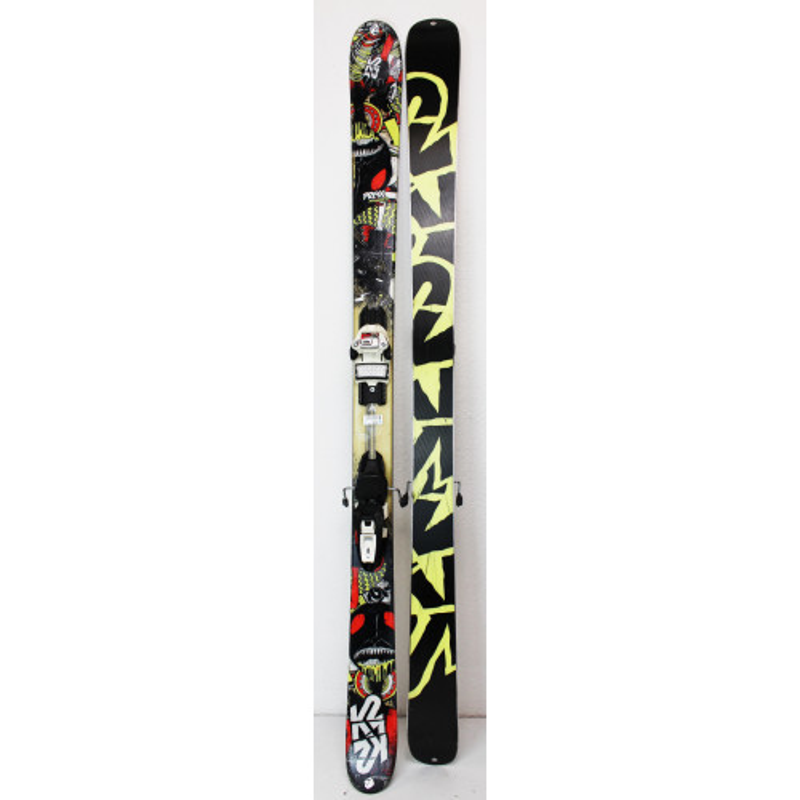 Pack Ski K2 Press Jib Rocker