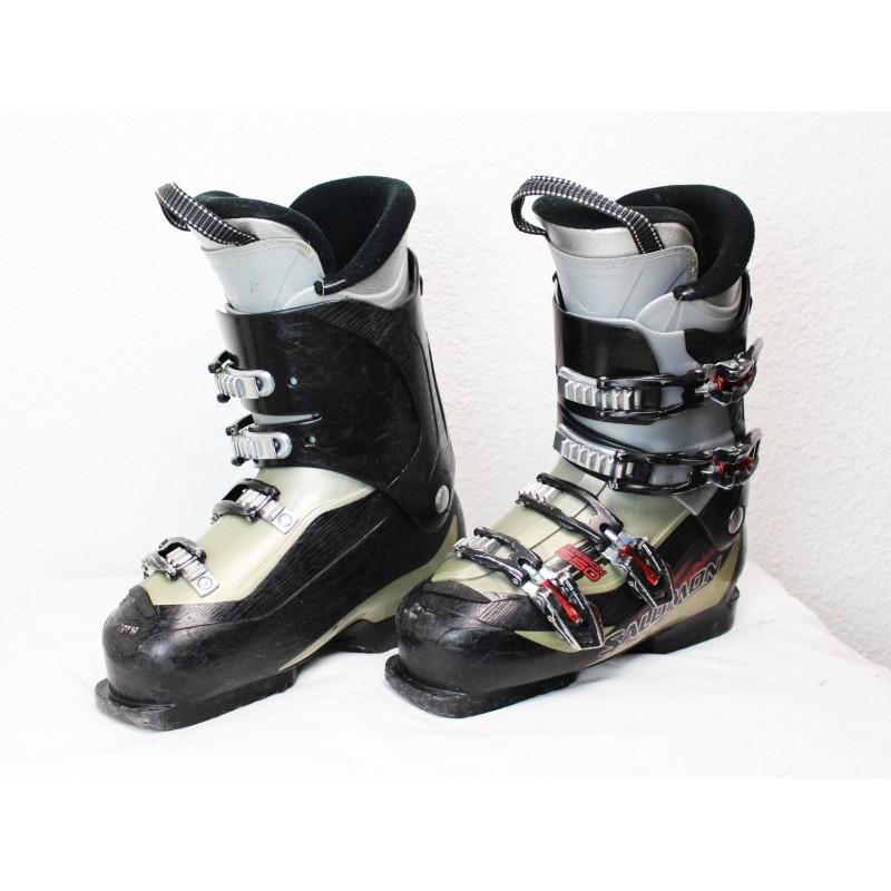 Chaussures de Ski Salomon Mission 550 Noir / Gris