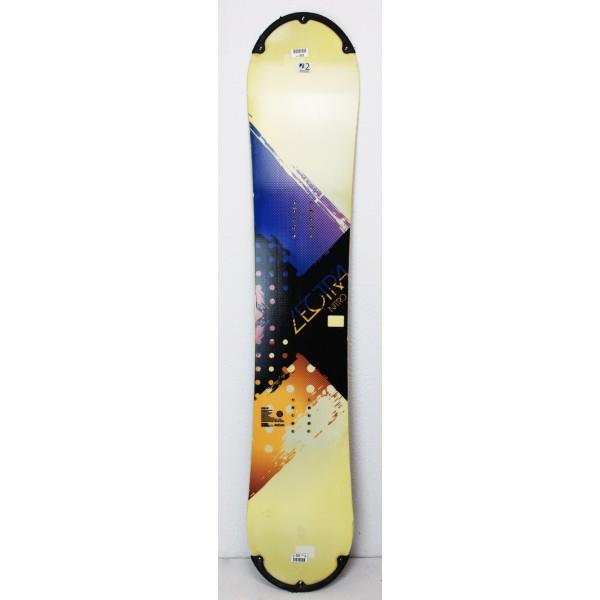 Snowboard Nitro Lectra Giallo / Blu