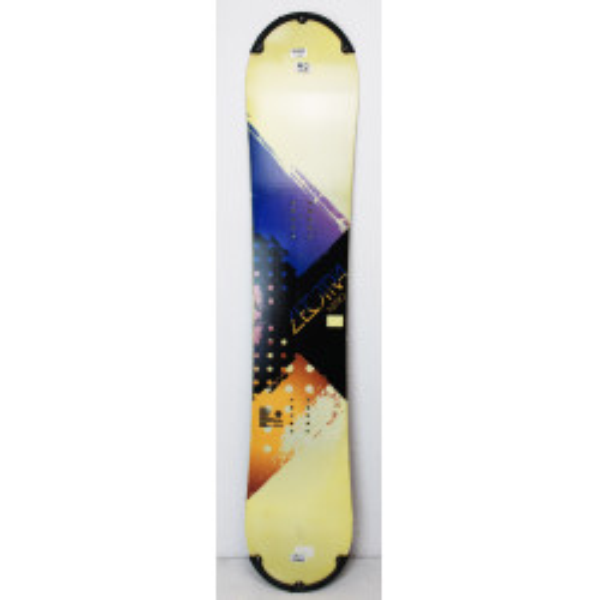 Snowboard Nitro Lectra Jaune / Bleu