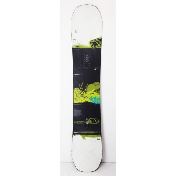 Snowboard Apo MTD, Bianco / Nero 2