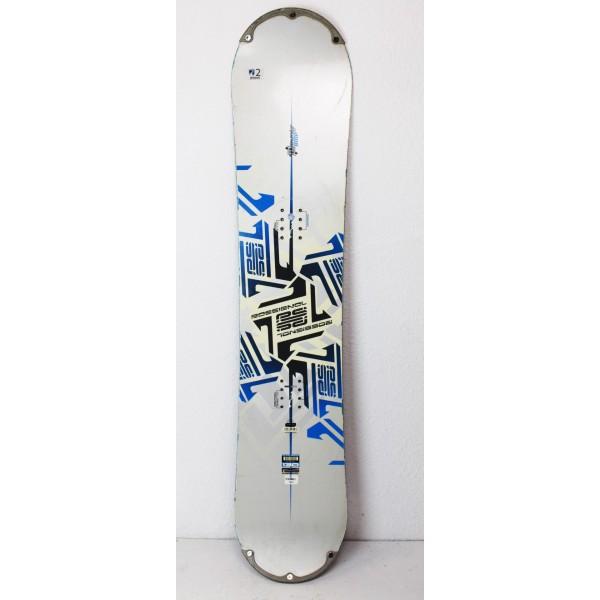 Snowboard Rossignol Acceleratore BMP-Bianco