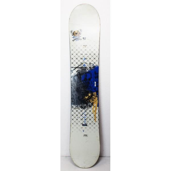 Snowboard Salomon Pulse RTL Blanc / Bleu
