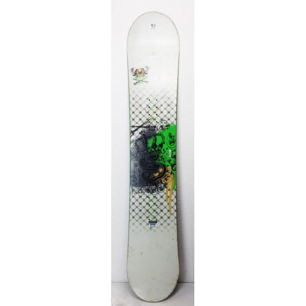 Snowboard Salomon Pulse RTL Blanc / Vert