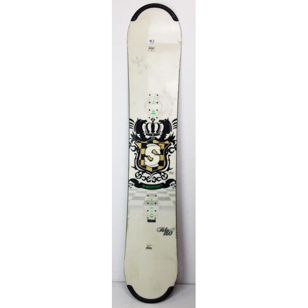 Snowboard Salomon Pulse Blanc / Vert