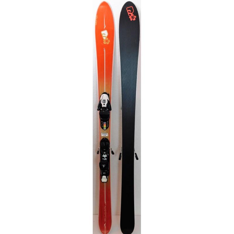good order new high Pack Ski Salomon BBR Sunlite 7.9 + Bindings Salomon Z10