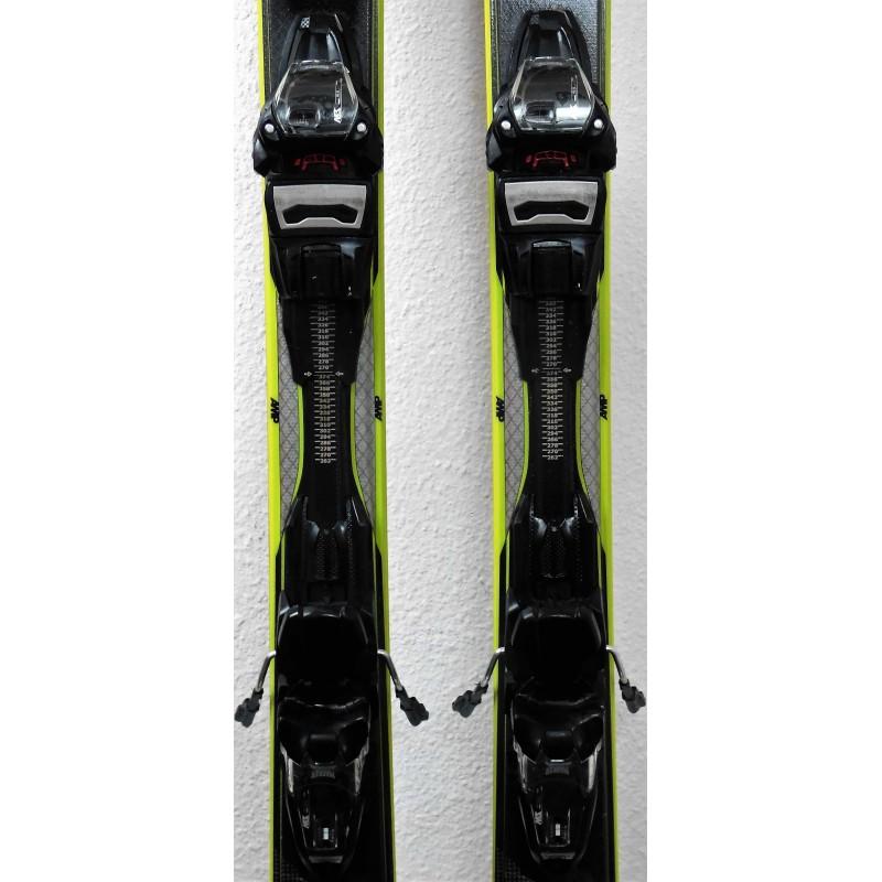Pack Ski K2 AMP Impact + Bindings Marker M3 10.0 Demo