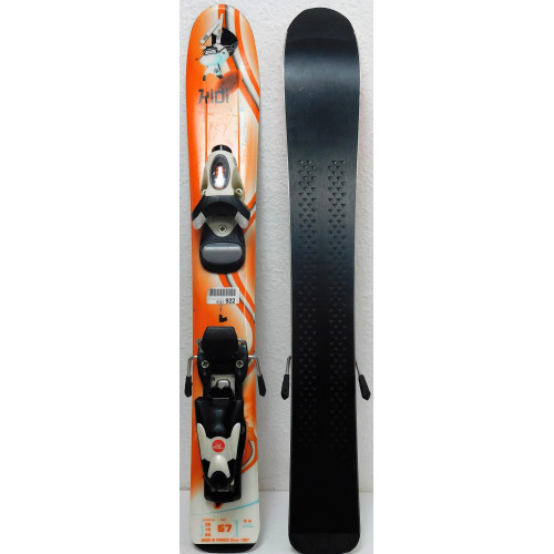 Rossignol Kidi The Cow ETAT 1 67 cm