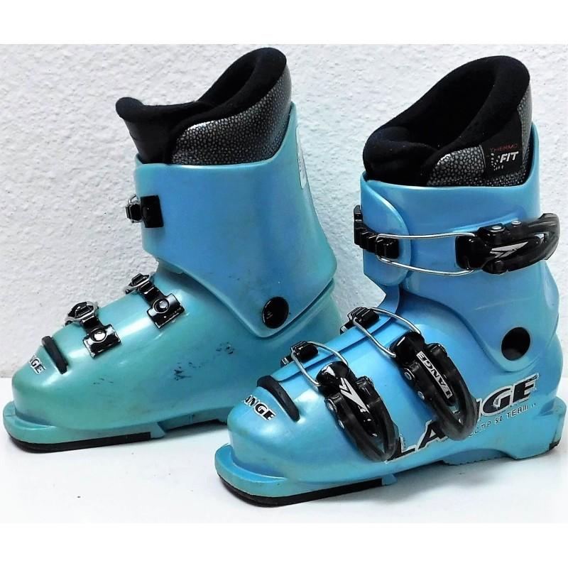 chaussure de ski lange comp 50 team skioccas. Black Bedroom Furniture Sets. Home Design Ideas