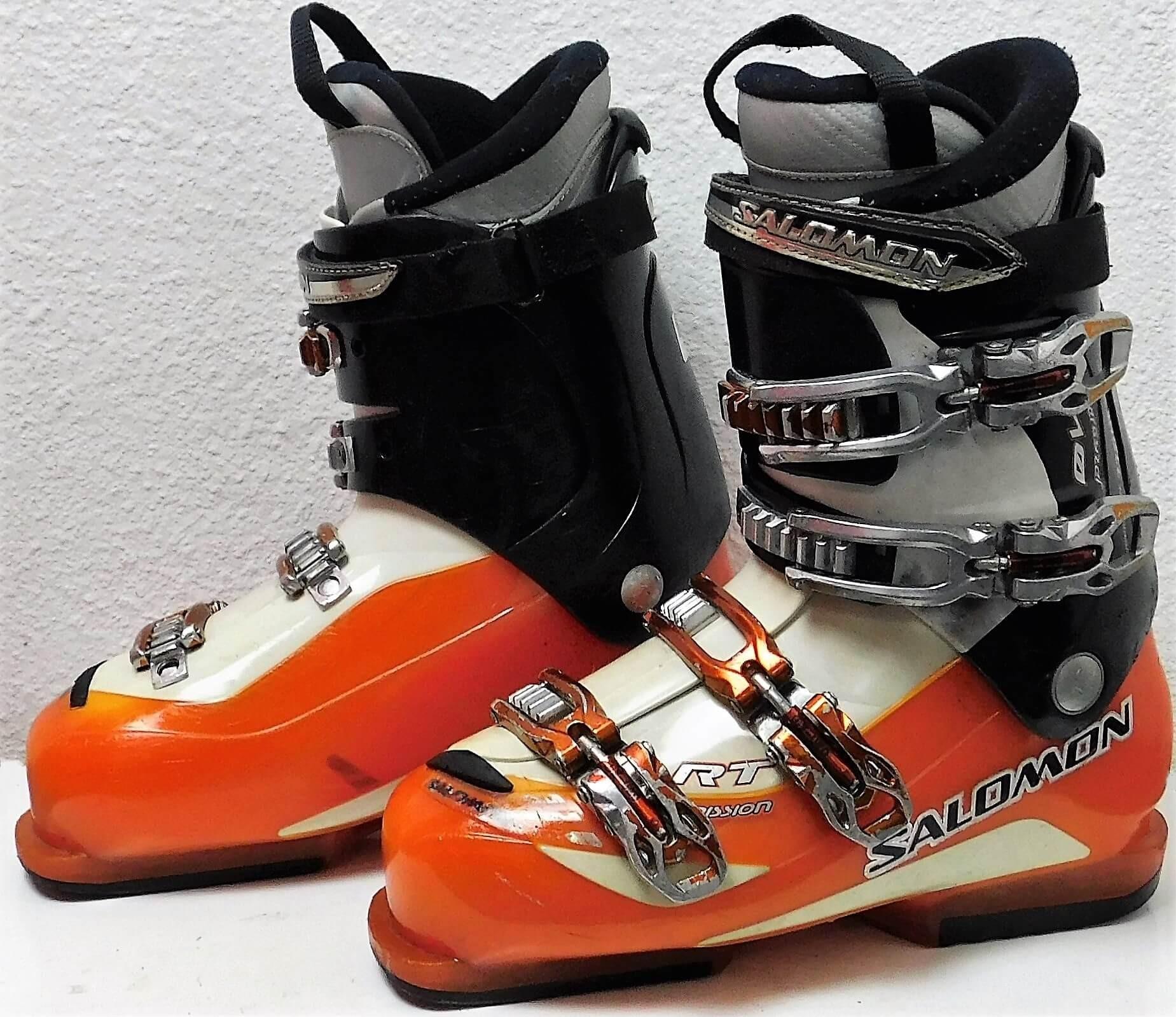 a2f345716d0f Chaussure De Ski Salomon Mission RT - SkiOccas
