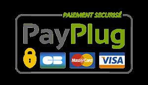 Paiement Sécurisé avec Payplug